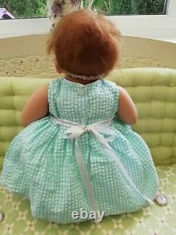 Ashton Drake Bows of Beauty So Truly Real Baby Girl Doll Sheila Michael 20 HTF