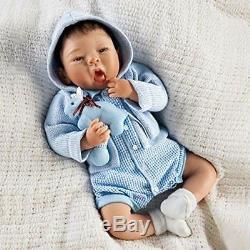 Ashton Drake Boy Doll So Truly Real Jeremy by Artist Yoko Matsushita