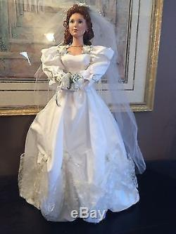 Ashton Drake Brides of the South doll 4 doll collection