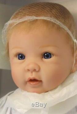 Ashton Drake Bunny Hugs RealTouch vinyl Baby Doll