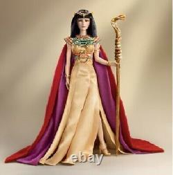 Ashton Drake CLEOPATRA DOLL Egypt Queen 16 dolls CINDY MCCLURE