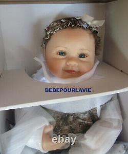 Ashton Drake Camo Cutie So Truly Real Fully Poseable Baby Doll by Ping Lau