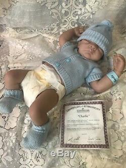 Ashton Drake Charlie Baby Doll