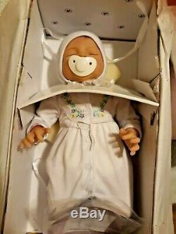 Ashton Drake Cherish Doll In Box Lifelike Takes A Pacifier