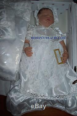 Ashton Drake Christening baby doll''All Gods Grace'' by Sandra White