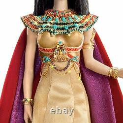 Ashton Drake Cleopatra, Queen Of The Nile Fashion Doll by Cindy McClure