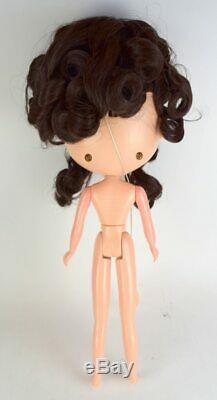 Ashton Drake Co Reproduction Blythe Roaring Red Doll