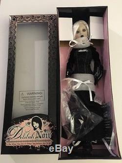 Ashton Drake Delilah Noir Lady Onyx Nrfb Mib Rare