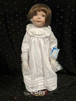 Ashton Drake, Dianna Effner, Bedtime Jenny, Limited Edition 1996 Porcelain Doll