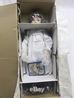 Ashton Drake Dianna Effner Bedtime Jenny With Box