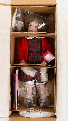 Ashton Drake Dianna Effner Classic Collection Schoolgirl JENNY withbox NEW NRFB