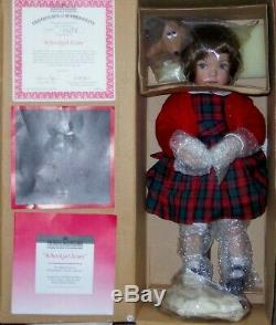 Ashton Drake Dianna Effner Classic Schoolgirl Jenny with Box