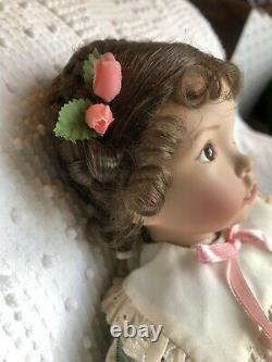 Ashton Drake Dianna Effner EMILY Doll, 15 COA original box slightly damaged