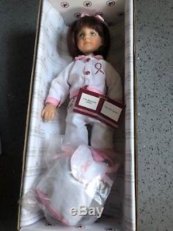 Ashton Drake Dianna Effner Sister Walk Together Breast Cancer Awareness Doll