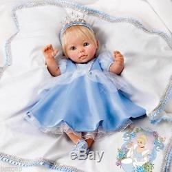 Ashton Drake Disney Cinderella Heartfelt Dreams Musical Doll