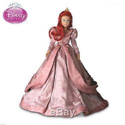Ashton Drake Disney Royal Princess The Little Mermaid Ariel Doll