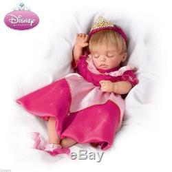 Ashton Drake Disney Sleeping Beauty Aurora Once And Always Musical Doll