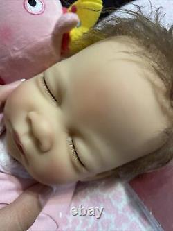 Ashton Drake Doll By WALTRAUD Hanl So Truly Real Sweet Slumber Abbie With COA