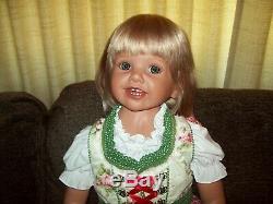 Ashton-Drake Doll LOUISA By Monika Peter-Leicht