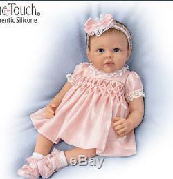 Ashton Drake Doll Silicone