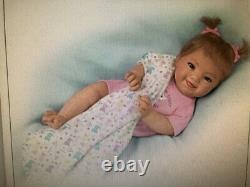Ashton Drake Down Syndrome Awareness Lifelike Poseable Baby Doll