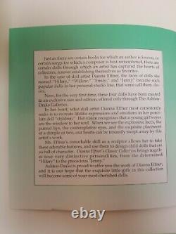 Ashton Drake EMILY Doll by Dianna Effner Original Box 1996 with COA