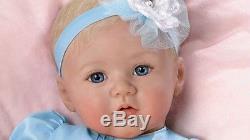 Ashton Drake Ella, My Little Princess baby doll by Marissa May Limited Edition