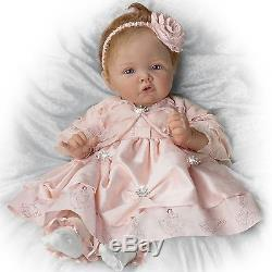 Ashton Drake Elly Knoops Pretty As A Princess Doll With Disney Art