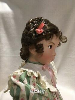 Ashton-Drake Emily Doll By Dianna Effner