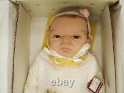 Ashton Drake Emily's Loving Eyes So Truly Real Vinyl Baby Doll NRFB NEW NIB RARE