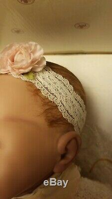 Ashton Drake Emily's Loving Eyes So Truly Real Vinyl Baby Doll with box