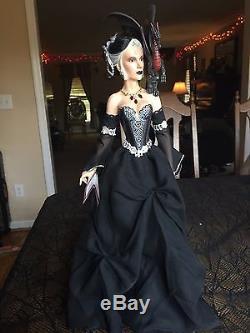 Ashton Drake Enchanted Maidens porcelain doll lot