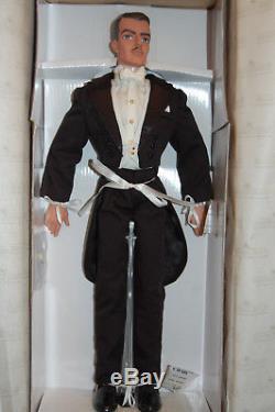 Ashton Drake Formal Introduction Trent doll New in box Gene Mel Odem