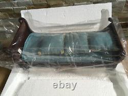 Ashton Drake GENE DOLL Bedroom Suite SWAN BED for 15-16 vinyl Doll New in Foam