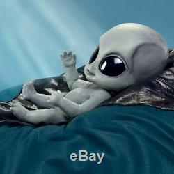 Ashton Drake GREYSON ALIEN Baby Doll''Roswell Grey'' NEW