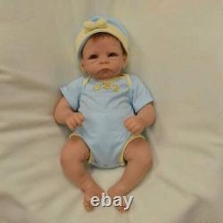 Ashton-Drake Galleries Baby Doll 17'' Cuddle Kitten new