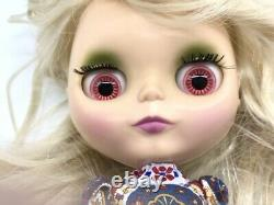 Ashton Drake Galleries Blythe Pretty Paisley Reproduction Co Doll Flower Vintage