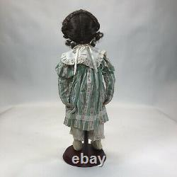 Ashton Drake Galleries EMILY Doll by Dianna Effner Porcelain With Stand 15