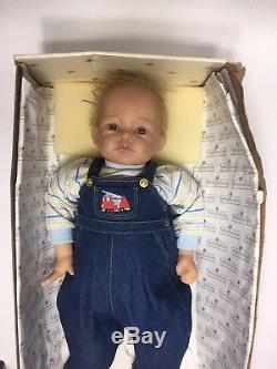 Ashton Drake Galleries Elly Knoops Jackson Jack Doll So Truly Real Vinyl RARE