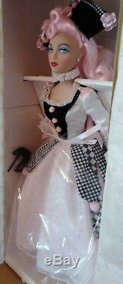 Ashton Drake Galleries Gene Collection Pierrette Handcrafted Doll Certified #231