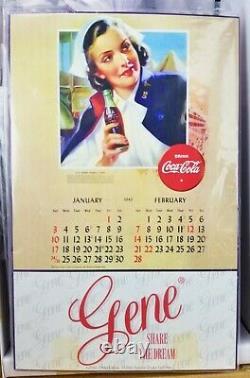 Ashton Drake Galleries Gene Doll Calendar Girl That Extra Something 93650 NRFB