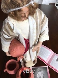 Ashton Drake Galleries Jesus Water Into Wine 18 Doll Titus Tomescu withCOA +Box