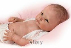 Ashton-Drake Galleries Little Grace So Truly Real Lifelike Newborn Baby 20'