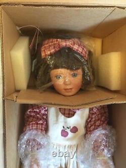 Ashton Drake Galleries Rare Ltd Ed. Four Seasons Dolls Boxed 1997 COA Excellent+
