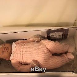 Ashton Drake Galleries So Truly Real Welcome Home Baby Emily Girl Doll NIB