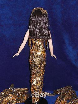 Ashton Drake Gene Doll Repaint Cleopatra Stunning MIB