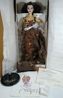 Ashton Drake Gene Madra Lord Moulin Noire 16 Doll with Box