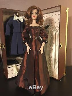 Ashton Drake Gene Marshall Doll All About Eve Screen Test Trunk Set LE NIMB 2002