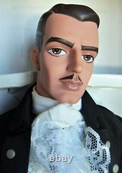 Ashton Drake, Gene TRENT Osborne LOVER IN DISGUISE, 17 Doll MIB Masquerade Ball