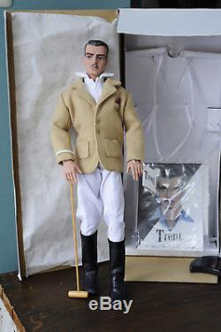 Ashton Drake Gene Trent Doll Playing the Field Costume Box & COA QC01